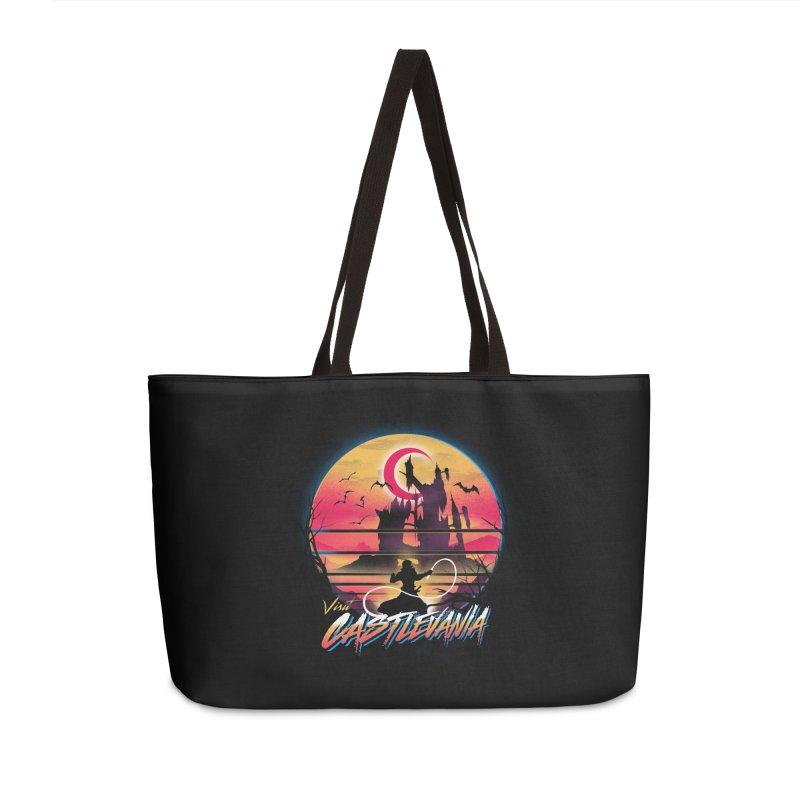Visit Castlevania Accessories Weekender Bag Bag by dandingeroz's Artist Shop