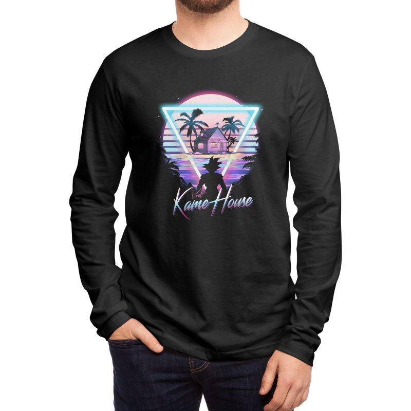 Visit Kame House Men's Longsleeve T-Shirt by dandingeroz's Artist Shop
