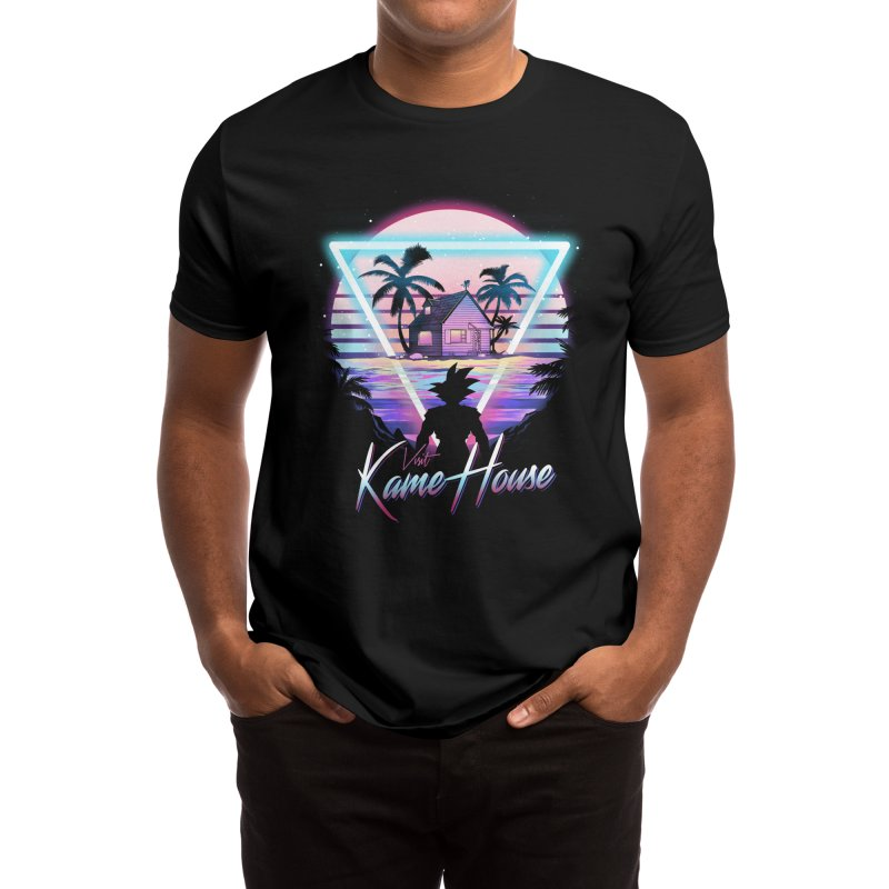 Visit Kame House Men's T-Shirt by dandingeroz's Artist Shop