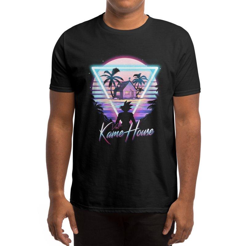 Visit Kame House Men's T-Shirt by dandingeroz's Artist Shop