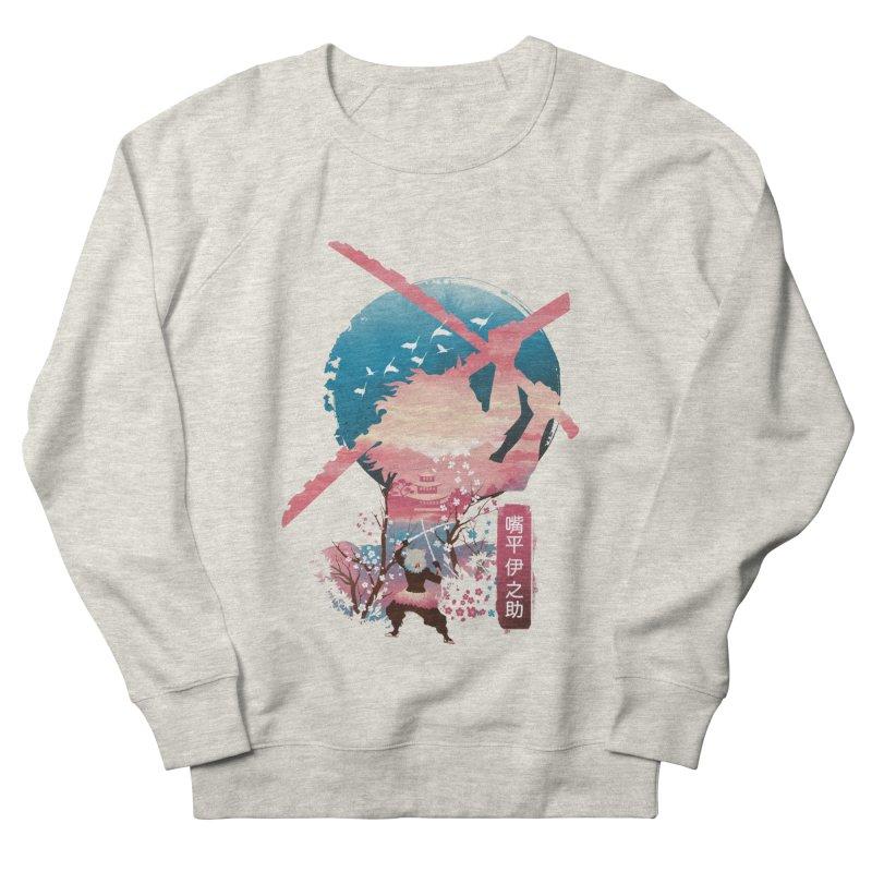 Ukiyo e Breath of the Beast Women's French Terry Sweatshirt by dandingeroz's Artist Shop