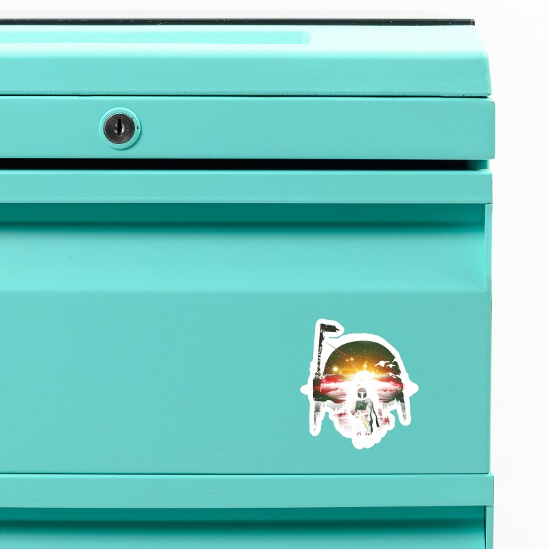 Bounty Hunter Accessories Magnet by dandingeroz's Artist Shop