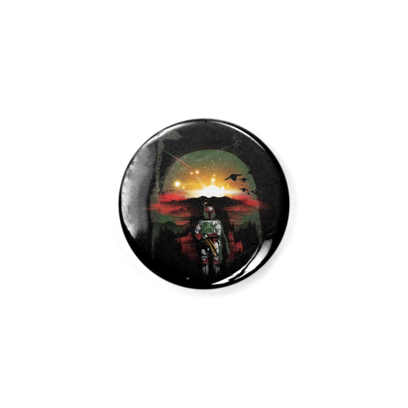 Bounty Hunter Accessories Button by dandingeroz's Artist Shop