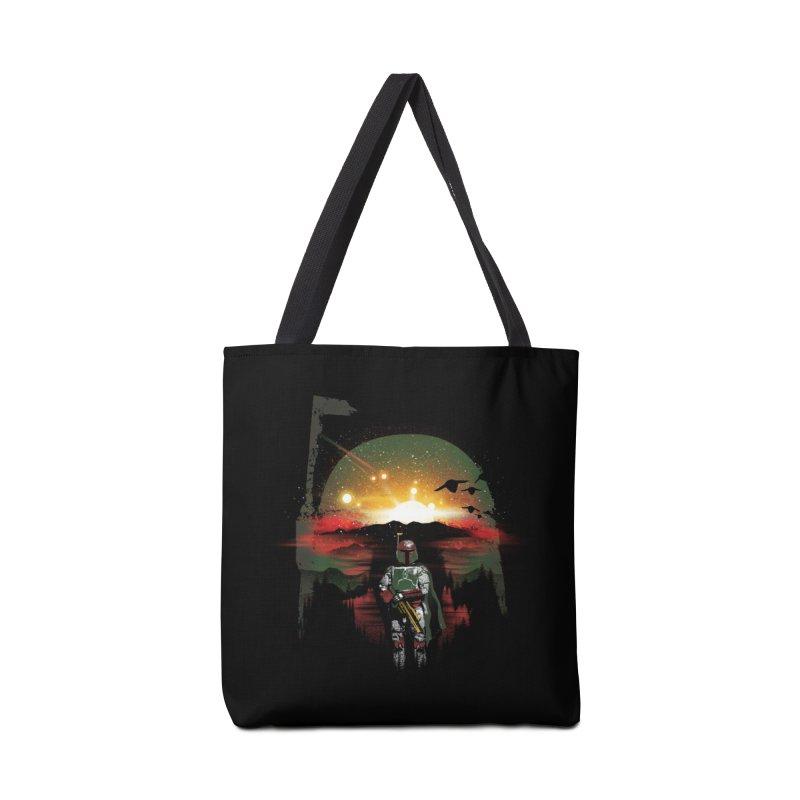 Bounty Hunter Accessories Tote Bag Bag by dandingeroz's Artist Shop