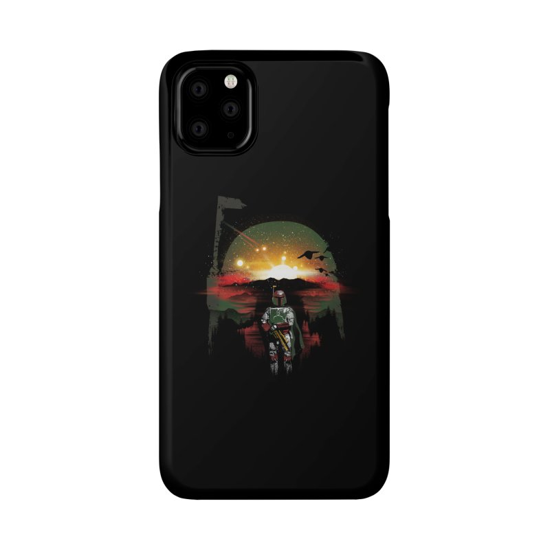 Bounty Hunter Accessories Phone Case by dandingeroz's Artist Shop