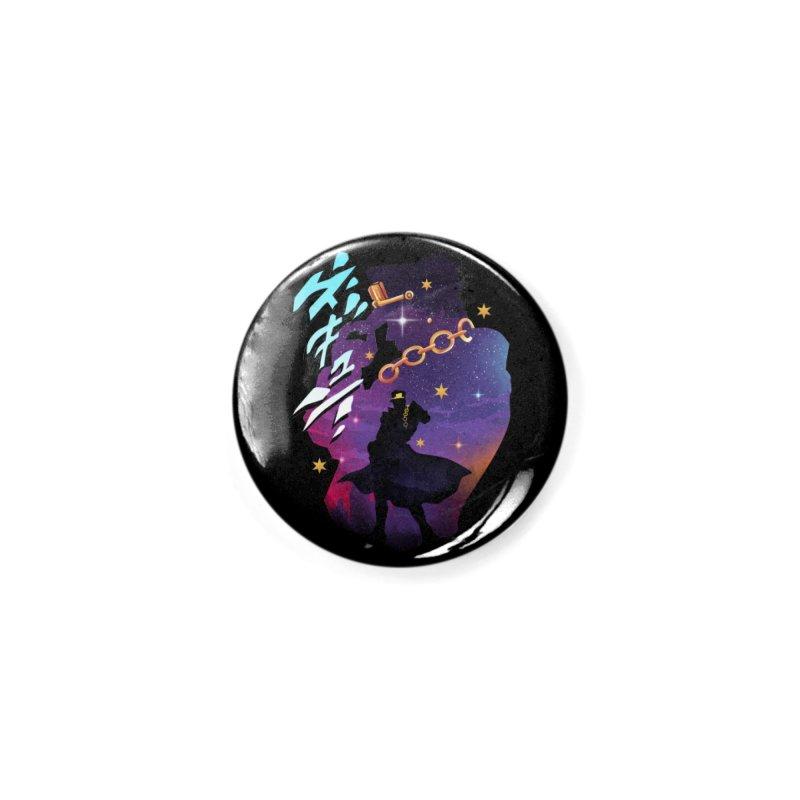 Jotaro Star Adventure Accessories Button by dandingeroz's Artist Shop