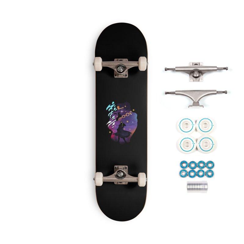 Jotaro Star Adventure Accessories Complete - Basic Skateboard by dandingeroz's Artist Shop