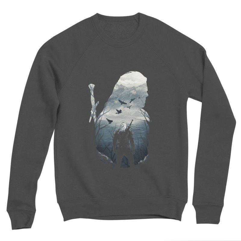Wild Hunt Men's Sponge Fleece Sweatshirt by dandingeroz's Artist Shop