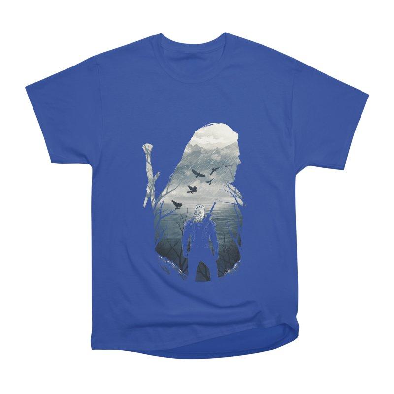 Wild Hunt Women's Heavyweight Unisex T-Shirt by dandingeroz's Artist Shop