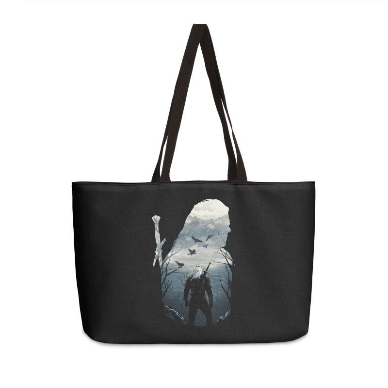 Wild Hunt Accessories Weekender Bag Bag by dandingeroz's Artist Shop