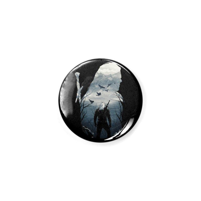 Wild Hunt Accessories Button by dandingeroz's Artist Shop