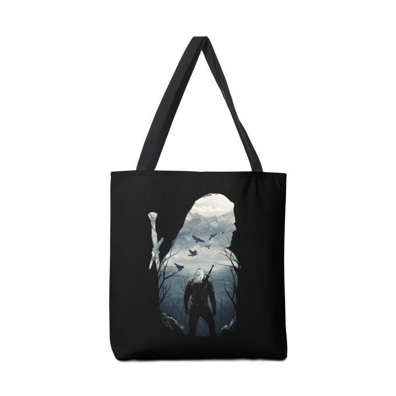 Wild Hunt Accessories Tote Bag Bag by dandingeroz's Artist Shop