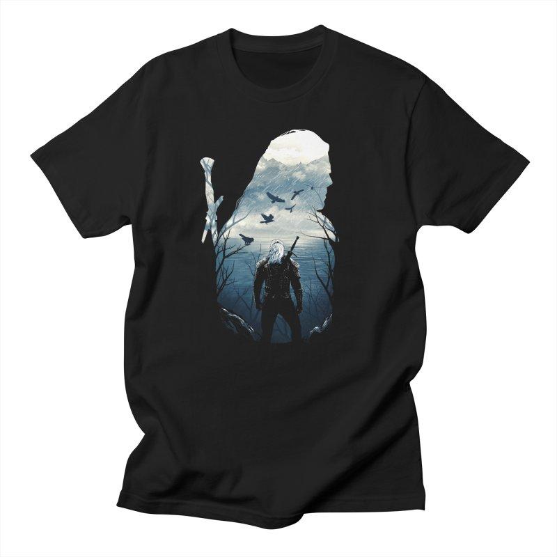 Wild Hunt Men's T-Shirt by dandingeroz's Artist Shop
