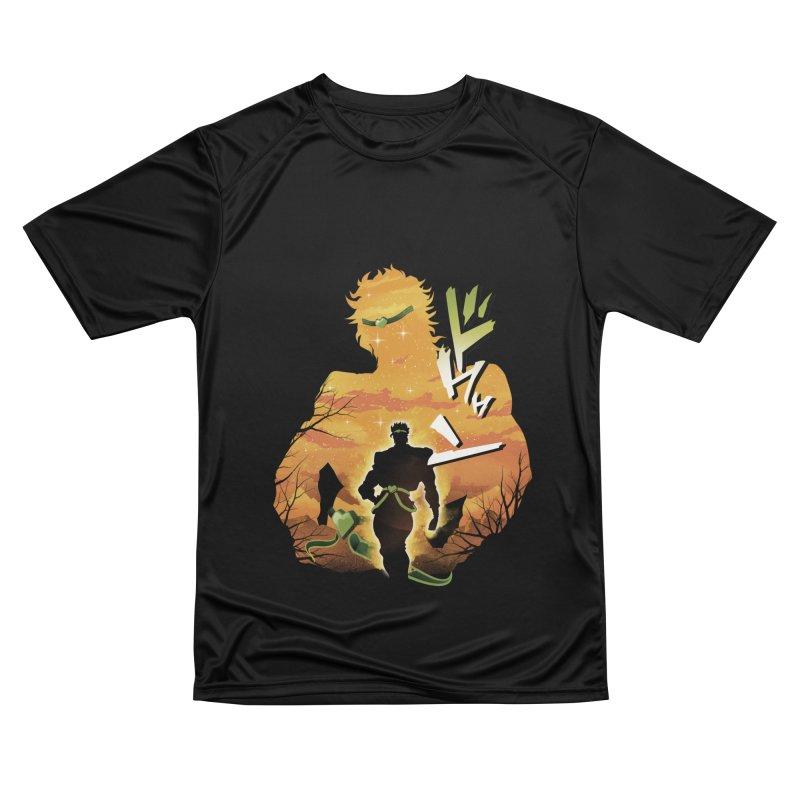 Stardust Crusader Dio Men's Performance T-Shirt by dandingeroz's Artist Shop