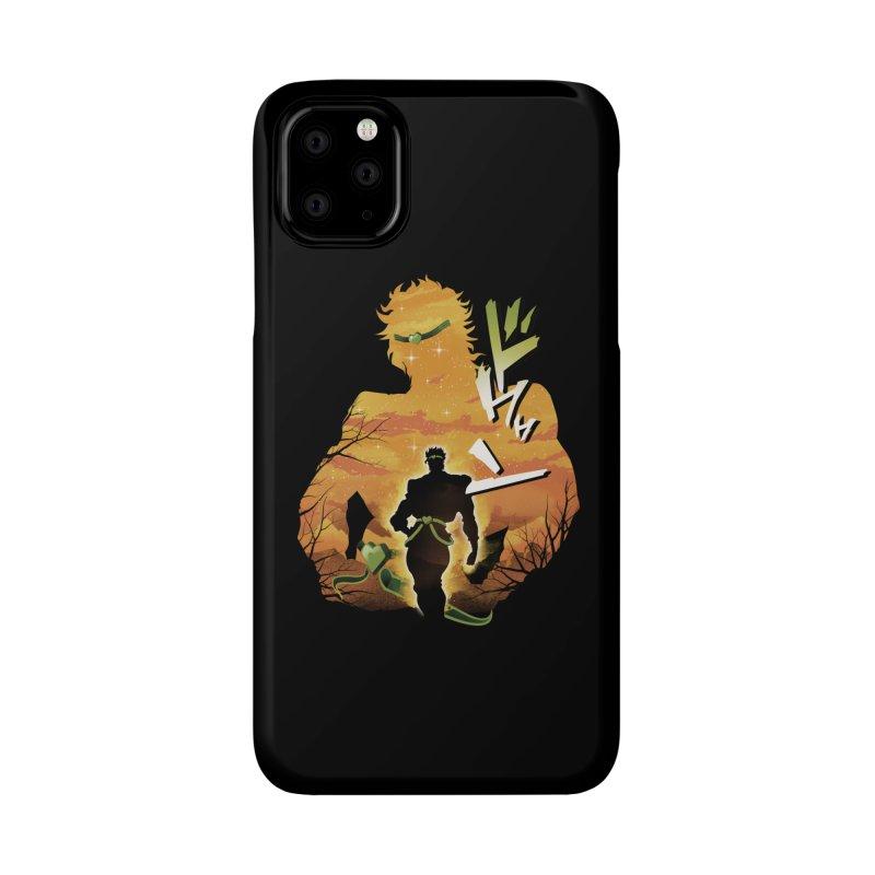 Stardust Crusader Dio Accessories Phone Case by dandingeroz's Artist Shop