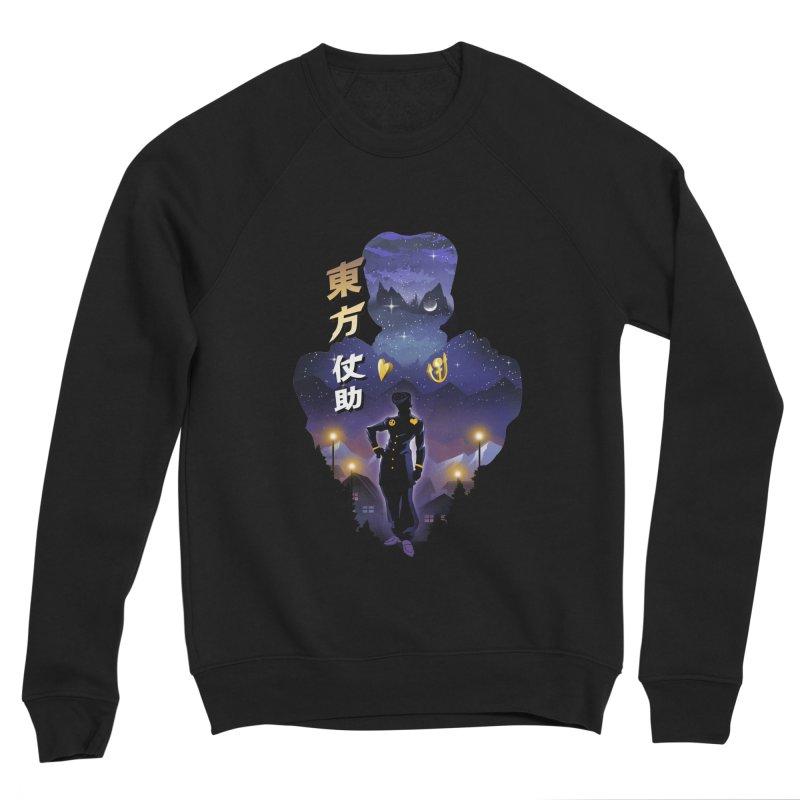 Josuke Crazy Diamond Women's Sponge Fleece Sweatshirt by dandingeroz's Artist Shop