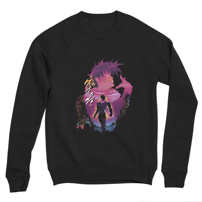 Joestar Adventure Women's Sponge Fleece Sweatshirt by dandingeroz's Artist Shop