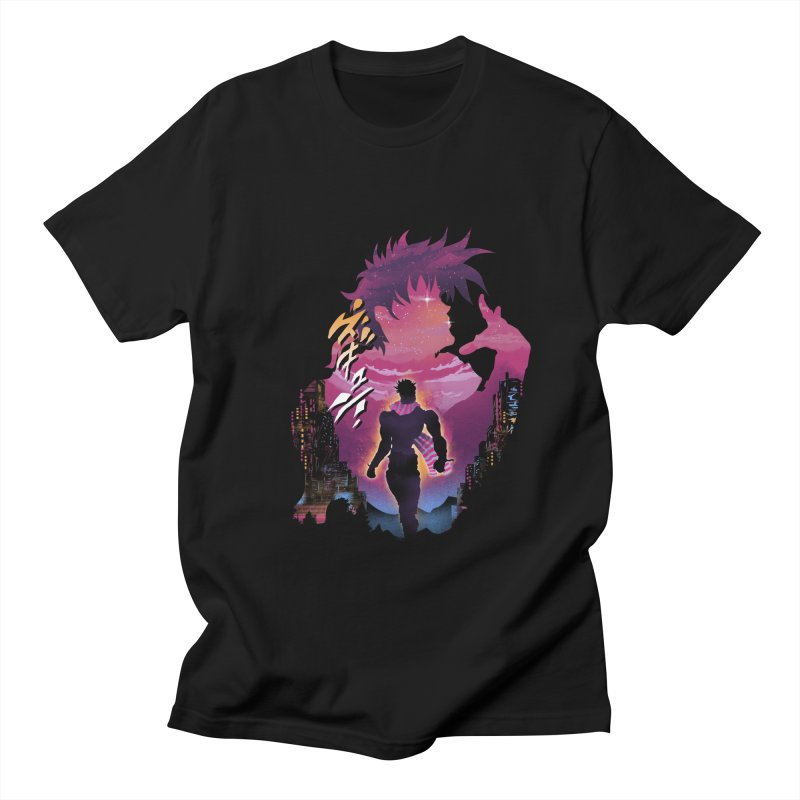 Joestar Adventure Men's T-Shirt by dandingeroz's Artist Shop