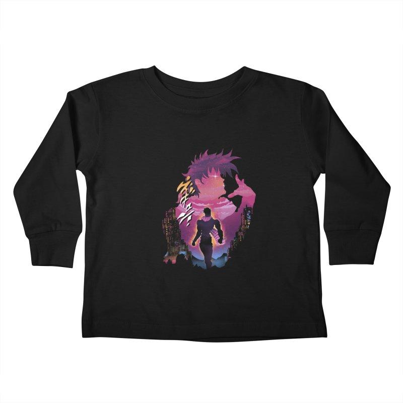 Joestar Adventure Kids Toddler Longsleeve T-Shirt by dandingeroz's Artist Shop