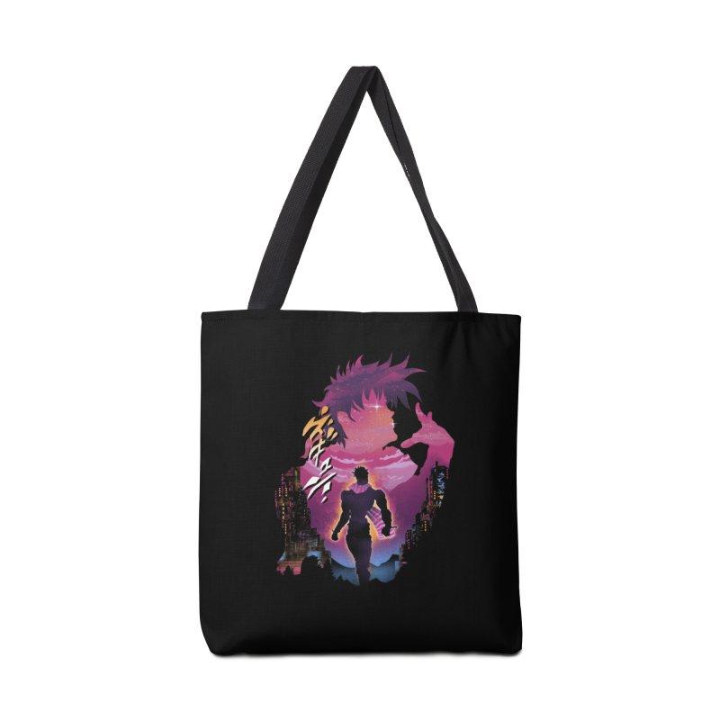 Joestar Adventure Accessories Tote Bag Bag by dandingeroz's Artist Shop