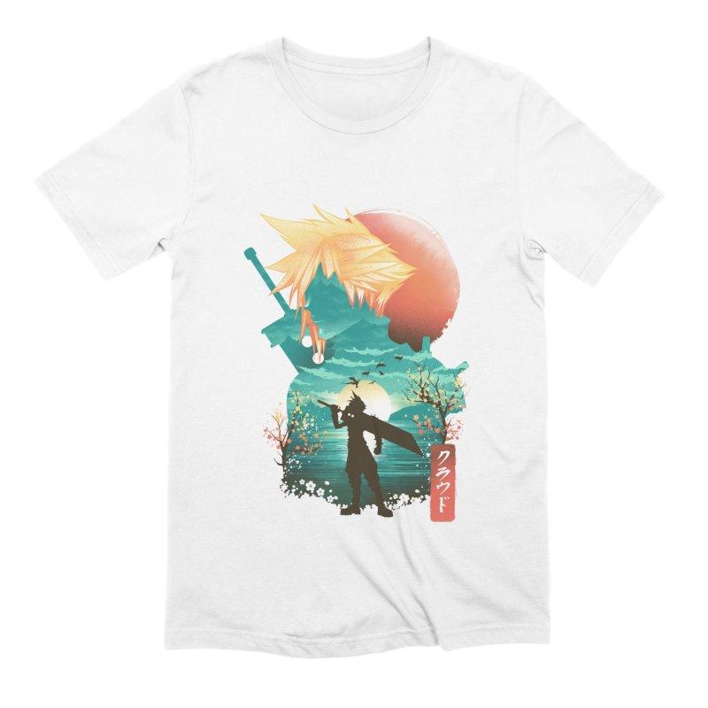 Ukiyo e Ex Soldier Men's Extra Soft T-Shirt by dandingeroz's Artist Shop