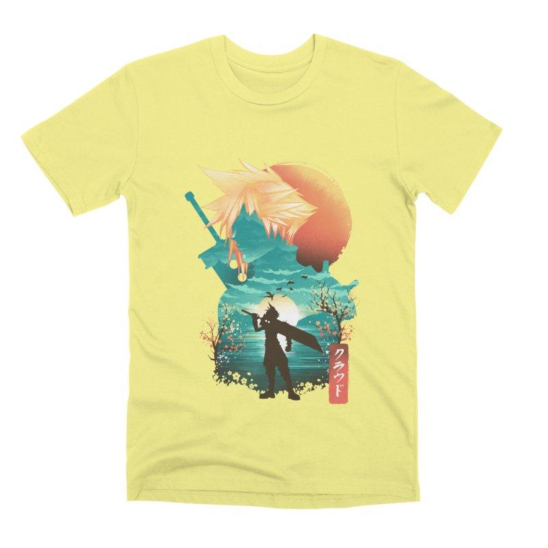 Ukiyo e Ex Soldier Men's Premium T-Shirt by dandingeroz's Artist Shop