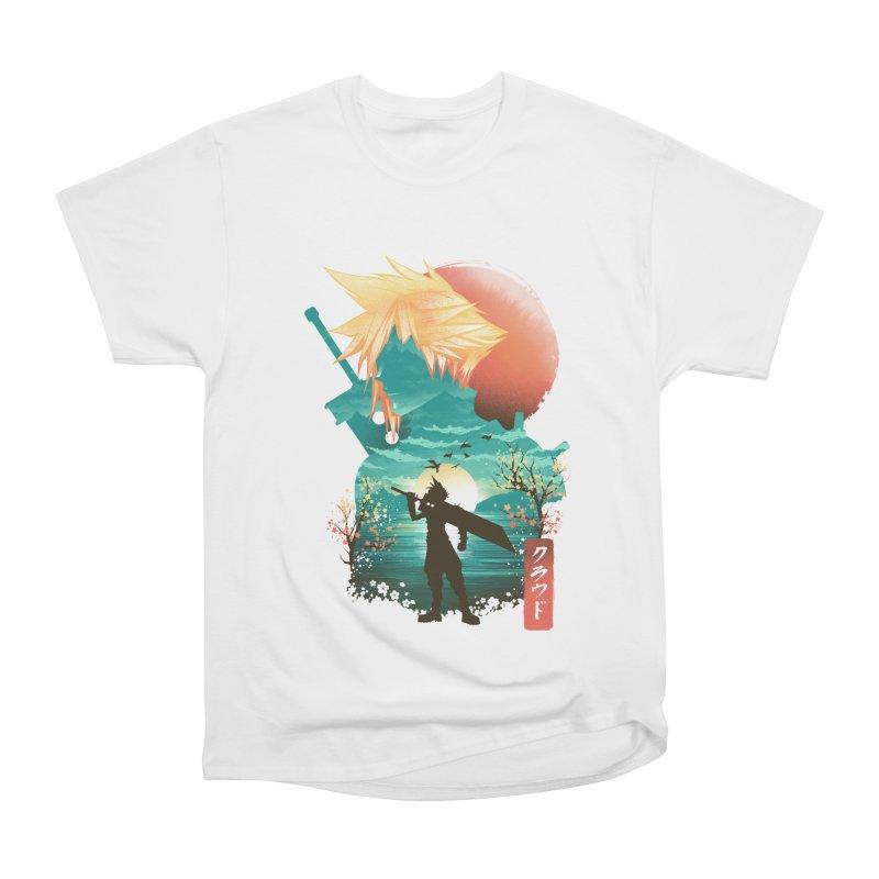 Ukiyo e Ex Soldier Women's Heavyweight Unisex T-Shirt by dandingeroz's Artist Shop