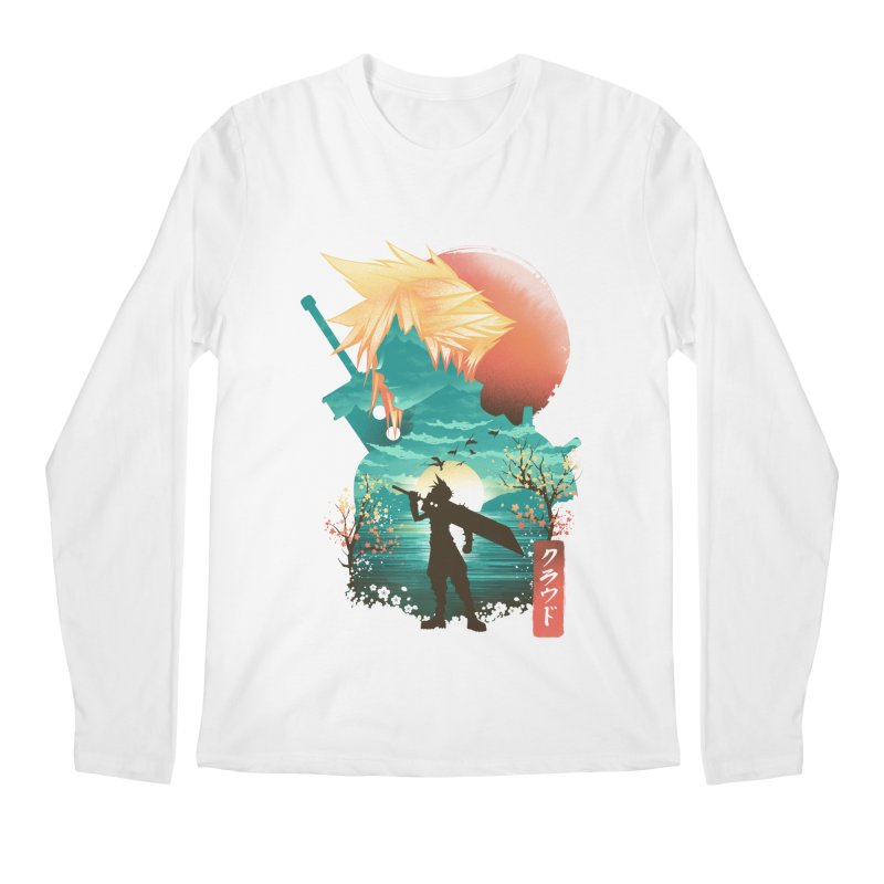 Ukiyo e Ex Soldier Men's Regular Longsleeve T-Shirt by dandingeroz's Artist Shop