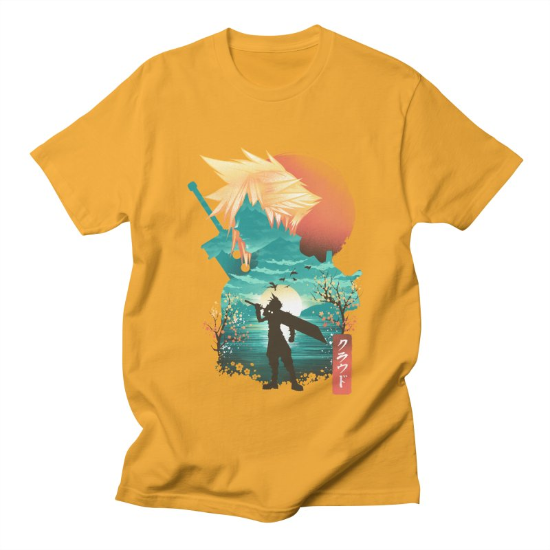 Ukiyo e Ex Soldier Men's Regular T-Shirt by dandingeroz's Artist Shop