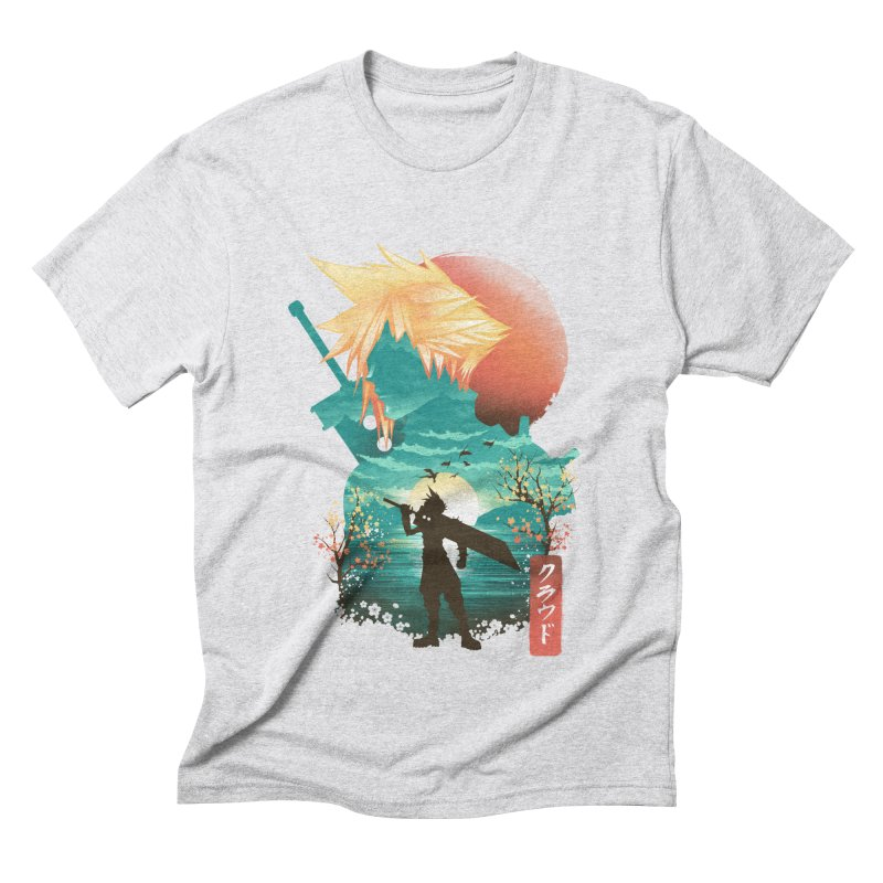 Ukiyo e Ex Soldier Men's Triblend T-Shirt by dandingeroz's Artist Shop