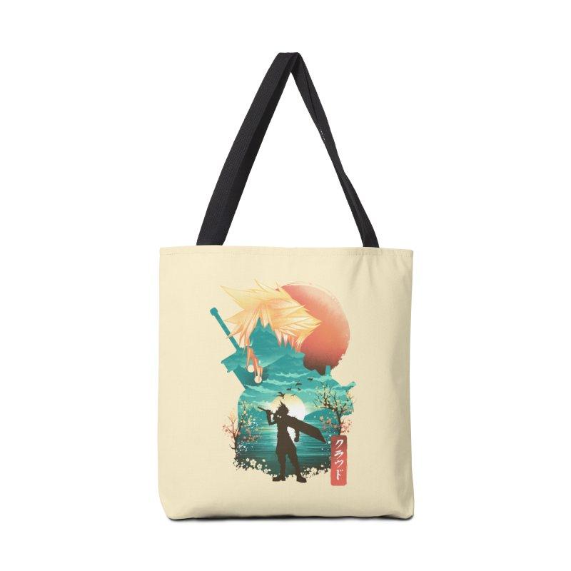 Ukiyo e Ex Soldier Accessories Tote Bag Bag by dandingeroz's Artist Shop