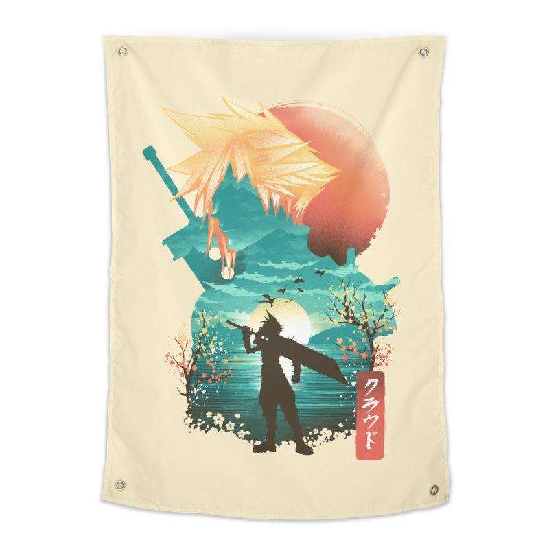 Ukiyo e Ex Soldier Home Tapestry by dandingeroz's Artist Shop