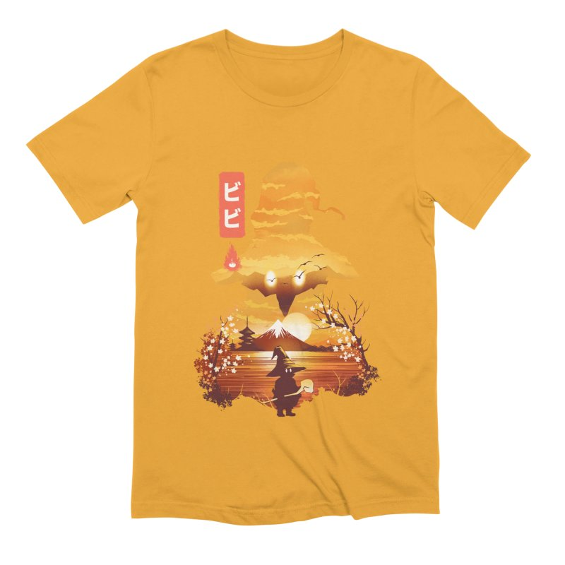Ukiyoe e Vivi Men's Extra Soft T-Shirt by dandingeroz's Artist Shop