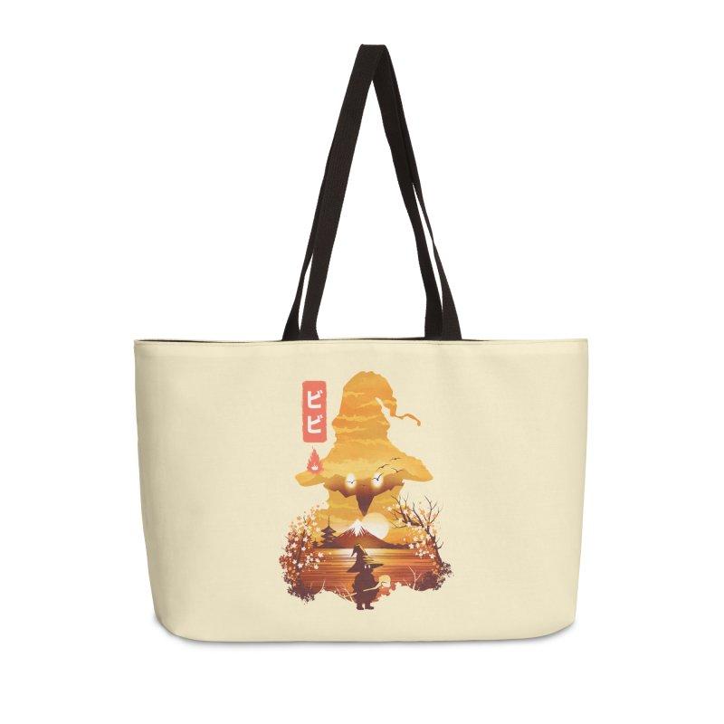 Ukiyoe e Vivi Accessories Weekender Bag Bag by dandingeroz's Artist Shop