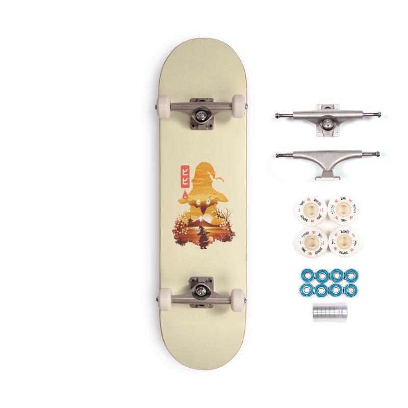 Ukiyoe e Vivi Accessories Complete - Premium Skateboard by dandingeroz's Artist Shop