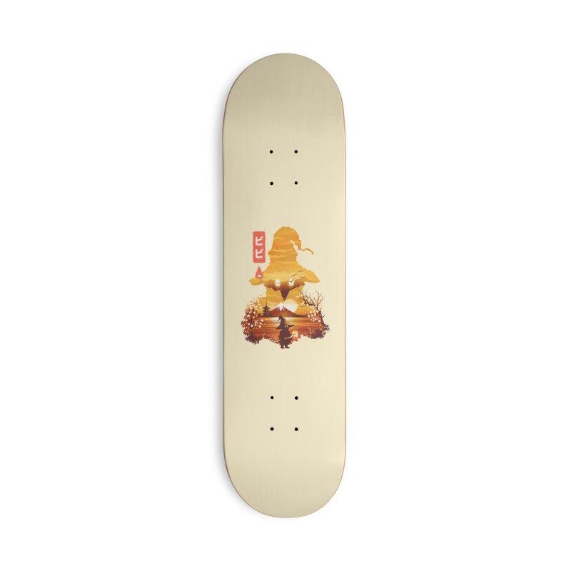Ukiyoe e Vivi Accessories Deck Only Skateboard by dandingeroz's Artist Shop