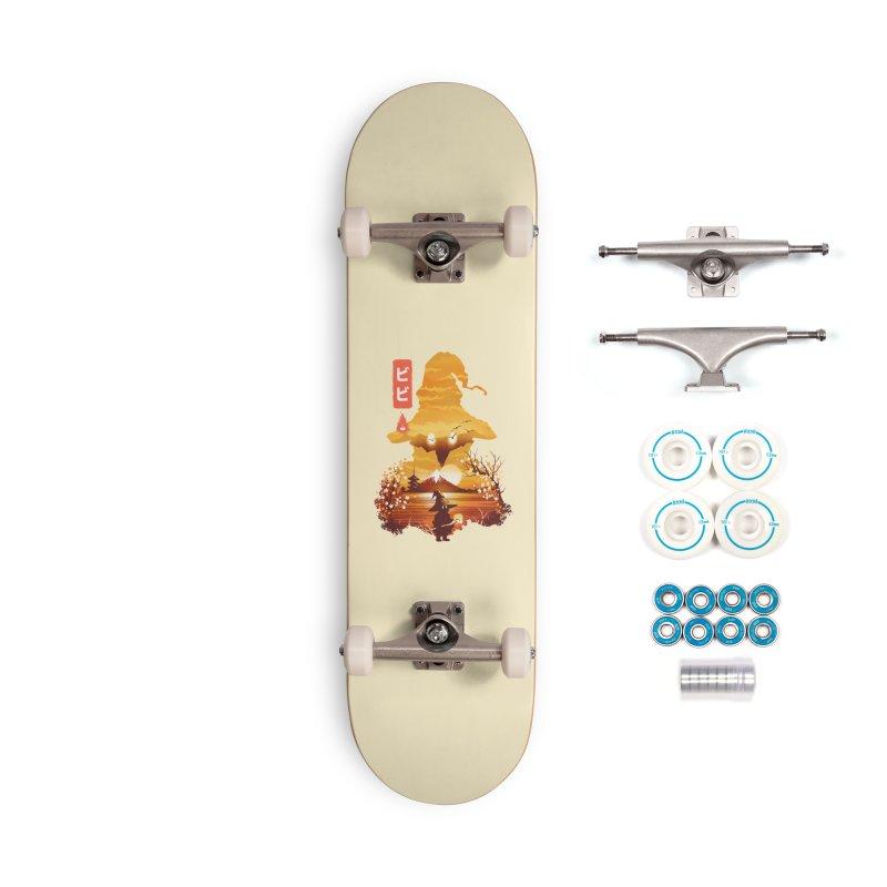 Ukiyoe e Vivi Accessories Complete - Basic Skateboard by dandingeroz's Artist Shop