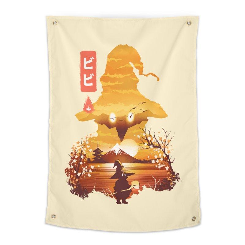 Ukiyoe e Vivi Home Tapestry by dandingeroz's Artist Shop