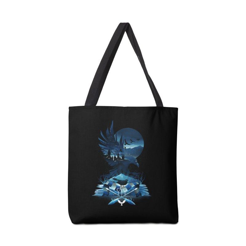 Book of Ravenclaw Accessories Tote Bag Bag by dandingeroz's Artist Shop