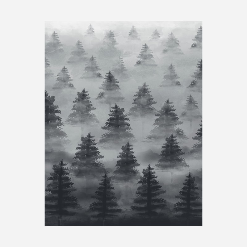 Silence of Nature Home Shower Curtain by dandingeroz's Artist Shop