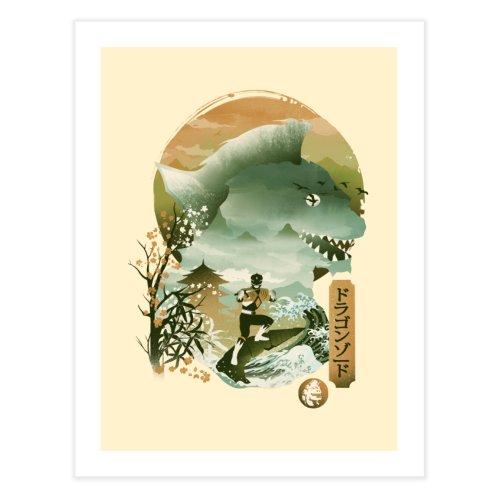 image for Dragonzord Ukiyo e