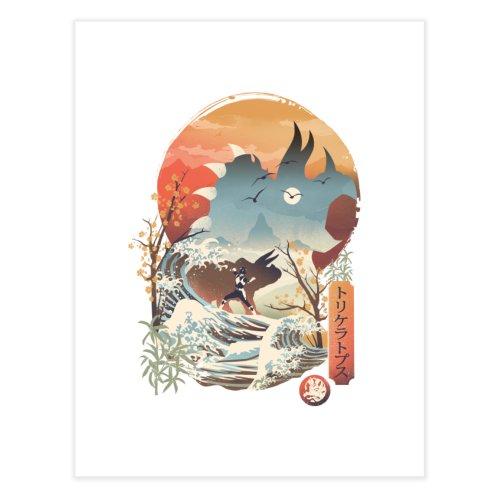 image for Blue Ranger Ukiyo e