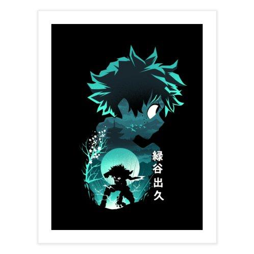image for Anime Hero Izuku