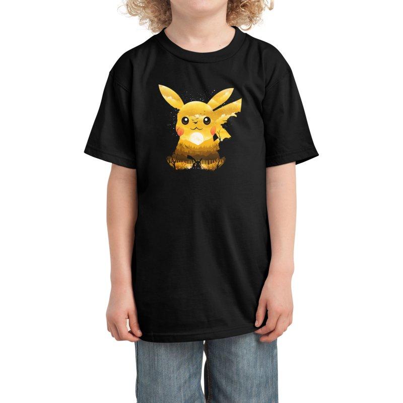 Adorable Monster Kids T-Shirt by dandingeroz's Artist Shop