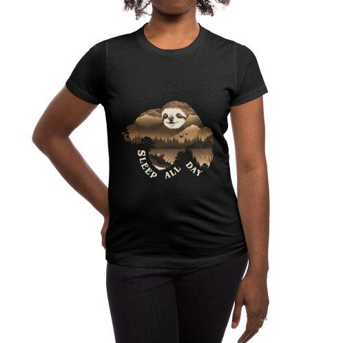 image for Sloth Sleep All Day