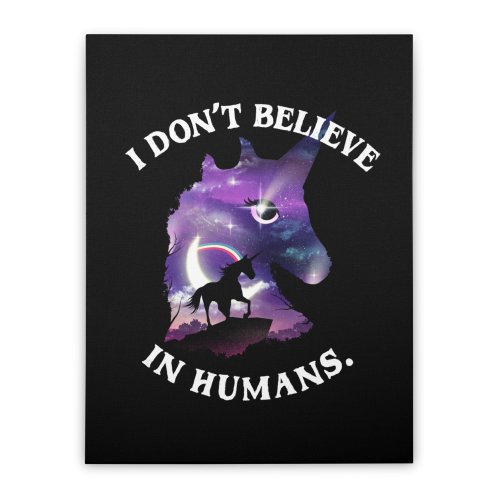 image for Unicorn Don't Believe in Humans
