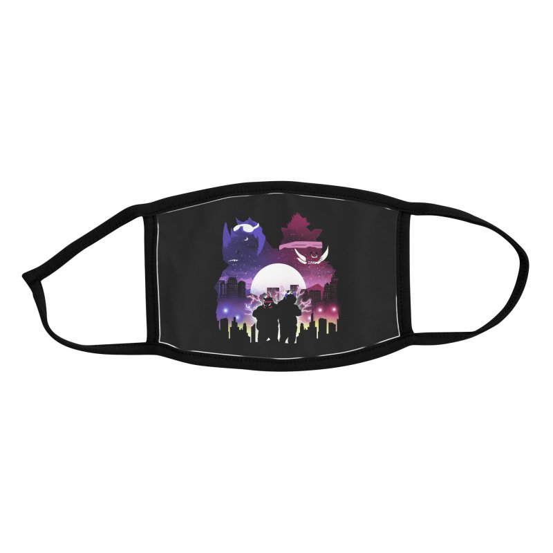 The Foot Clan Night Accessories Face Mask by dandingeroz's Artist Shop