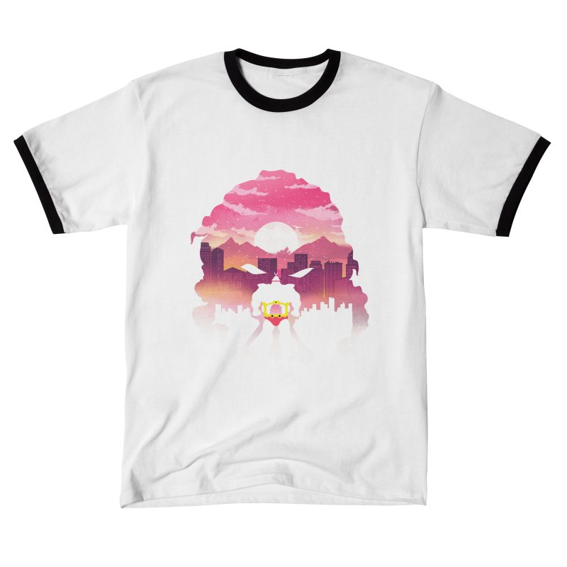 Krang Night Men's T-Shirt by dandingeroz's Artist Shop