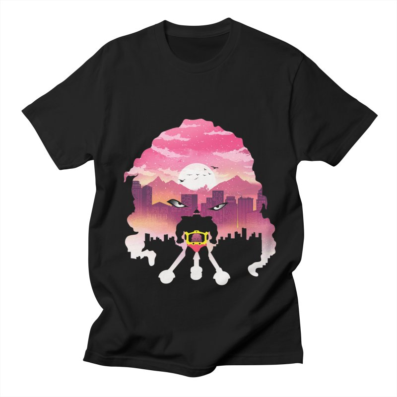 Krang Night Men's T-Shirt by dandingeroz's Artist Shop