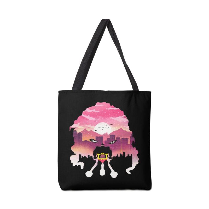 Krang Night Accessories Bag by dandingeroz's Artist Shop